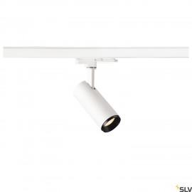 SLV NUMINOS DALI S Dimmable 3 phase system light white/black 2700K 24° 1004366