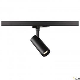 SLV NUMINOS DALI Dimmable S 3 phase system light black/black 3000K 36° 1004371
