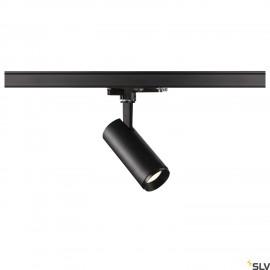 SLV NUMINOS DALI Dimmable S 3 phase system light black/black 4000K 60° 1004380