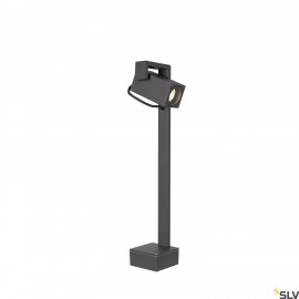 SLV THEO BRACKET 50 FL outdoor free-standing light QPAR51 anthracite 1004654