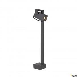 SLV THEO BRACKET 70 FL outdoor free-standing light QPAR51 anthracite 1004655