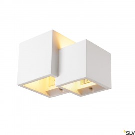 SLV PLASTRA WL CUBES Indoor wall-mounted light QT14 white 1004733