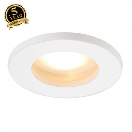 SLV DOLIX OUT MR16 ROUND downlight, white, max. 35W 111001