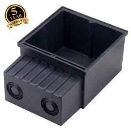 SLV 112781 Flush mounted box for FOK LED,FRAME, FLAT FRAME and BASICLED series