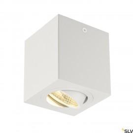 SLV 113941 TRILEDO SQUARE CL ceilinglight, matt white, LED, 6W,38°, 3000K, incl. driver