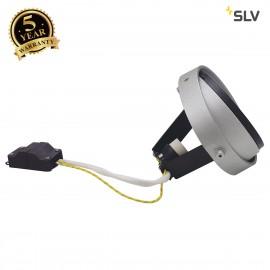 SLV 115014 ES111 MODULE for AIXLIGHT PROinstallation housing,silver-grey/black, max. 75W