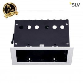 SLV 115314 AIXLIGHT PRO 50 2 FRAMEinstallation frame,silver-grey/black