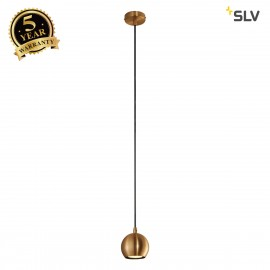 SLV 133499 LIGHT EYE BALL pendant, copperbrushed, GU10, max. 5W