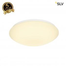 SLV 133743 LIPSY 40 LED ceiling light,round, 54 LED, 3000K, withwhite diffusor