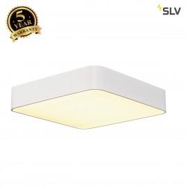 SLV 133821 MEDO 60 SQUARE ceiling light,square, white, 4xT5 24W