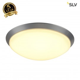 SLV 134343 MOLDI 46 ceiling light, 460mm,LED, sensor