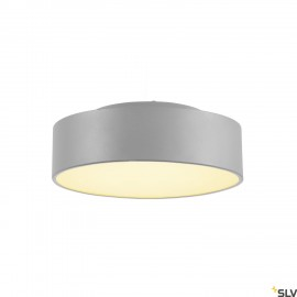 SLV 135024 MEDO 30 LED ceiling light,silver-grey, optionallysuspendable