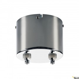 SLV 138982 TRANSFORMER, for TENSEO low-voltage cable system, chrome, 105VA