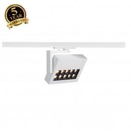 SLV 144051 PROFUNO LED Spot, white, 3000K, 30°, incl. 1-circuit adapter