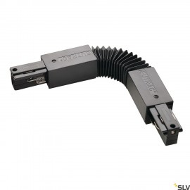 SLV 145580 EUTRAC flexible connector,black