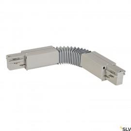 SLV 145584 EUTRAC flexible connector,silver-grey