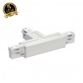 SLV 145641 EUTRAC T-connector earth right, white