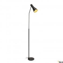 SLV 146010 PHELIA floor stand, black, E27