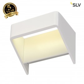 SLV 151471 DACU SPACE wall light, white,5W LED, 3000K