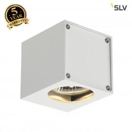 SLV 151501 Altra Dice WL-1 35W White Wall Light