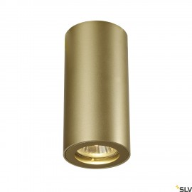 SLV 151813 ENOLA_B ceiling light, CL-1,brass, GU10, max. 35W