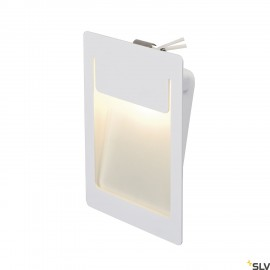 SLV 151952 DOWNUNDER PURE recessed,square, white, 5.2W LED, 3000K, 120x155mm