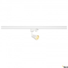 SLV AVO Spot incl. 3-circuit adapter , white, 1x GU10, max. 50W 152641