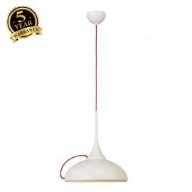 SLV 156301 I-RING pendant, round, mattwhite, 2x 7W SMD LED, 3000K,incl. driver