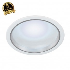 SLV 160471 LED downlight 36/4, round,white, 20W, SMD LED, 4000K