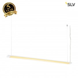 SLV 160901 HANG UP 2 LED pendant, white