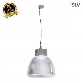 SLV 165221 PARA MULTI DLMI pendant,silver-grey, incl. PhilipsDLMi module 27W, 4000K, 2000lm