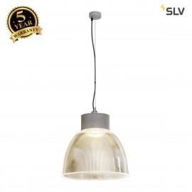 SLV 165222 PARA MULTI DLMI pendant,silver-grey, incl. PhilipsDLMi module 28W, 3000K, 2000lm