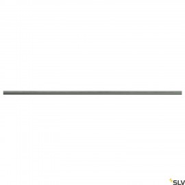 SLV 184022 EASYTEC II track, silver-grey,2m, incl. 2 end caps