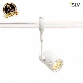 SLV 184451 BIMA 1 lamp head for EASYTECII, white, GU10, max. 50W