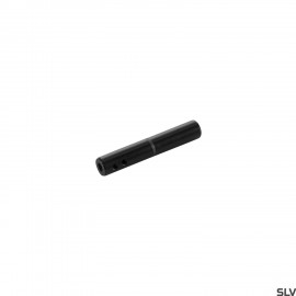 SLV 186360 INSULATING CONNECTOR, for TENSEO low-voltage cable system, black, 2 pieces