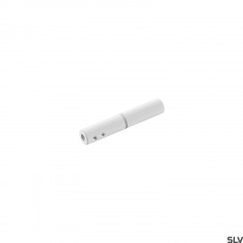 SLV 186361 INSULATING CONNECTOR, for TENSEO low-voltage cable system, white, 2 pieces