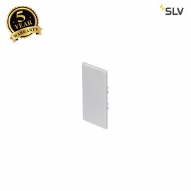 SLV 213361 End caps for LED WALL PROFILEup/down, silver-grey, 2 pieces