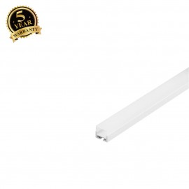 SLV 213431 ALUMINIUM PROFILE, white, 1m,with white cover