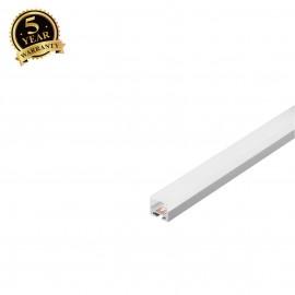 SLV 213434 ALUMINIUM PROFILE, aluanodised 1m, with white cover