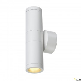 SLV 228771 ASTINA OUT ESL, white , 2xGU10, max. 2x 11W, IP44