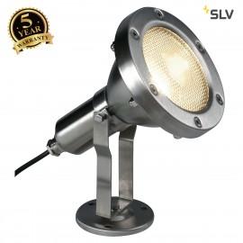 SLV 229100 NAUTILUS PAR38 stainless steel304, E27, max. 80W, IP65