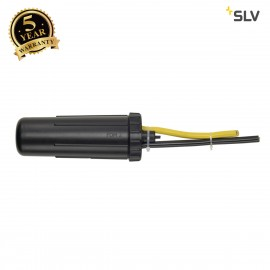 SLV 229268 IP68 connection box, round, 4x7-25mm cable diameter