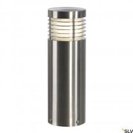 SLV 230063 VAP SLIM 30 bollard light,stainless steel brushed, E27,max. 20W