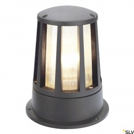 SLV CONE floor light, anthracite, E27, max. 100W, IP54 230435