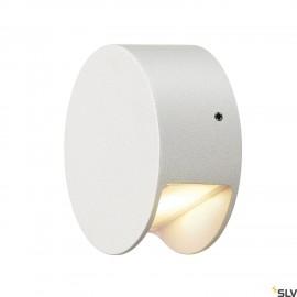 SLV 231010 PEMA LED wall light, white,3.3W LED, 3000K, IP44
