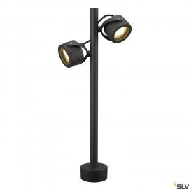 SLV 231505 SITRA 360 SL outdoor floorstand, anthracite, GX53, max.2x 9W, IP44