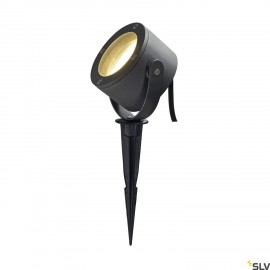 SLV 231525 SITRA 360 SPIKE, anthracite,GX53, max. 9W, IP44
