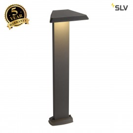 SLV 231765 TRAPECCO floor stand,anthracite, 10W SMD LED, 3000K, IP44