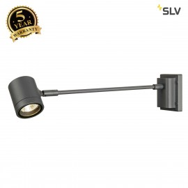SLV 233125 NEW MYRA DISPLAY STRAIGHT,anthracite, GU10, max. 50W,IP55