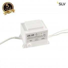 SLV TOROIDAL TRANSFORMER 105VA, 12V, incl. primary fuse